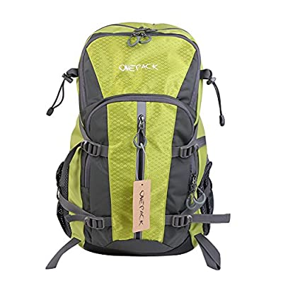 Hiking Backpack ONEPACK D401P 40L Water-Proof Camping Daypack Traveling Backpacking for School Outdoor Sports Cycling Mountaineering Climbing