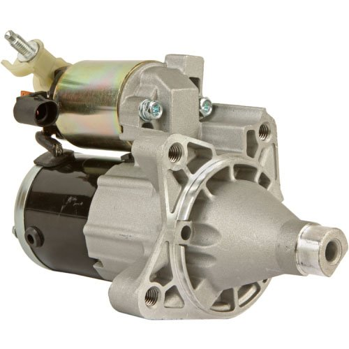 (DB Electrical SMT0343 New Starter For Chrysler Pacifica 07 08 2007 2008, Sebring 07 08 09 10 2007 2008 2009 2010, Town & Country Van Dodge Avenger Caravan 08 09 10 2008 2009 2010, Routan 09 10 2009)