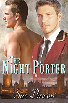 The Night Porter by [Brown, Sue]