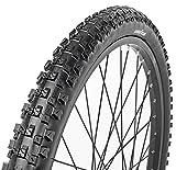 Goodyear Folding Bead Mountain Bike Tire, 24'' x 2/2.125'', Black