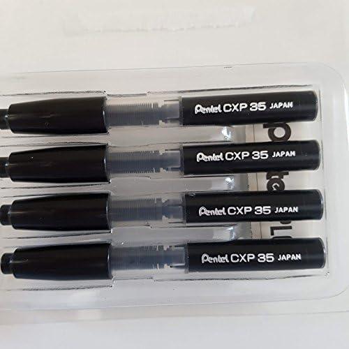 Pentel Plotter cxp385 0.35 mm: Amazon.es: Oficina y papelería
