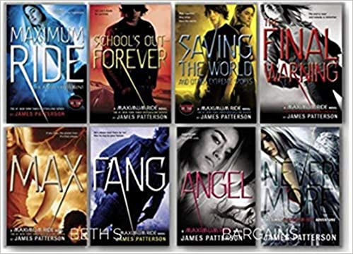 Image result for maximum ride