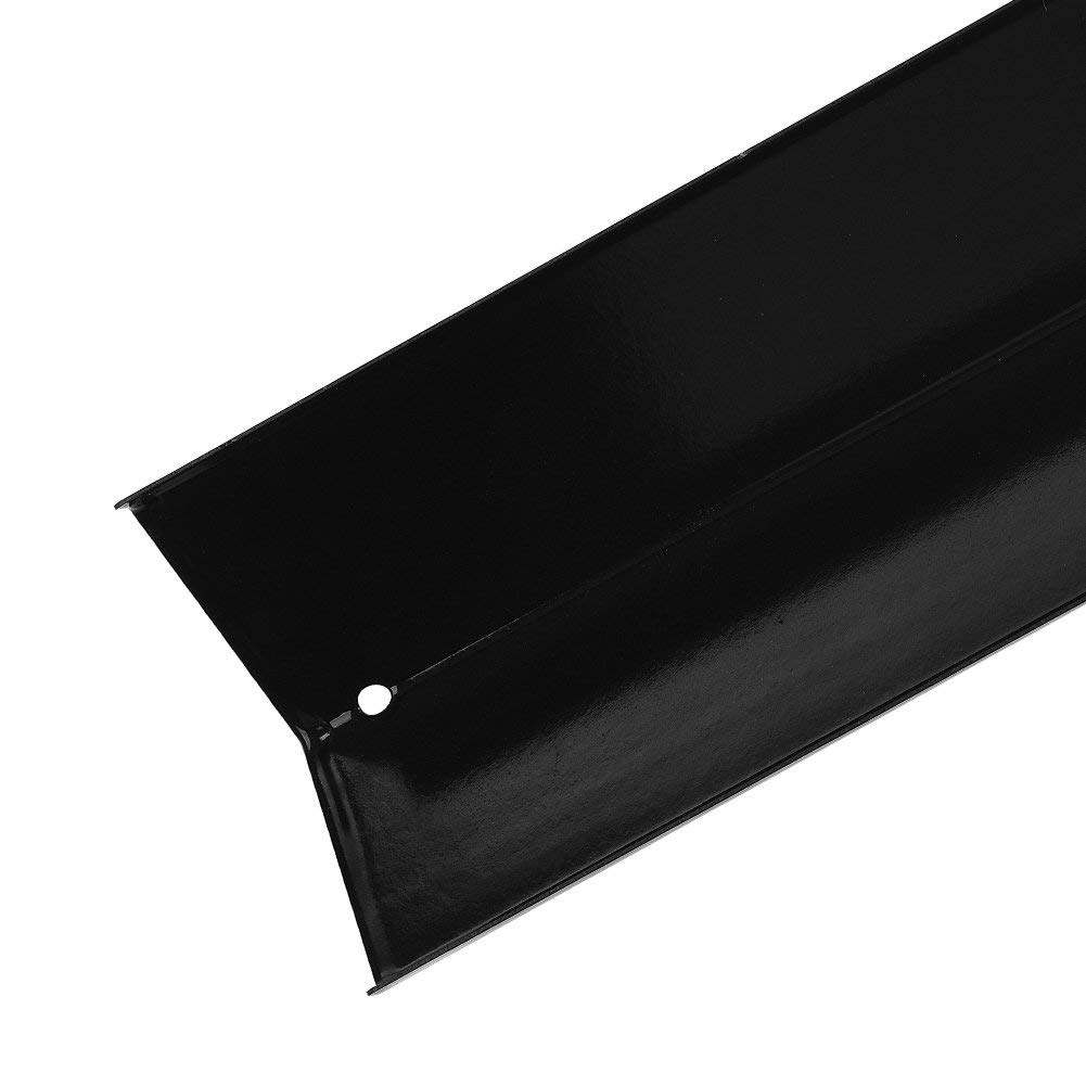 BBQration 15 3/8'' Porcelain Steel Heat Plate for Aussie, Brinkmann, Uniflame, Charmglow, Grill King, Lowes Model Grills, hyJ231A (5-Pack) by BBQration (Image #3)