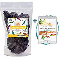 Dried Ancho Chiles Peppers 4.25 oz, Great For Sauce, Chili, Stews, Soups, Mole, Tamales, Salsa and Mexican Recipes by Ole Rico