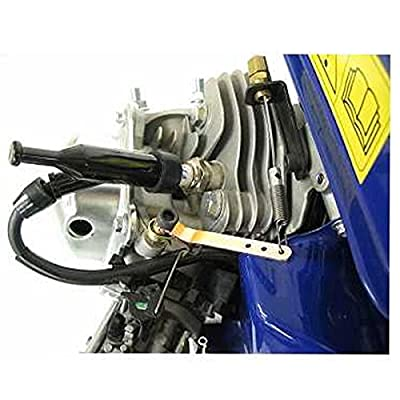 Throttle Linkage Kit for 6.5HP Clone / GX160 or GX200 Engine: Automotive