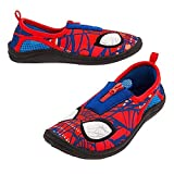 Shop Disney Marvel Spider-Man Swim Shoes For Kids - Beach Pool (12)