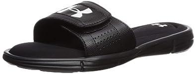 6beb8c52e99 Under Armour Men s UA M Ignite V SL Beach   Pool Shoes  Amazon.co.uk ...