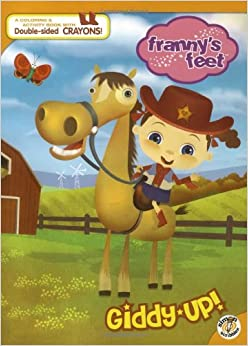 Ebooks Giddy-up! [with 3 Double-sided Crayons] Descargar PDF