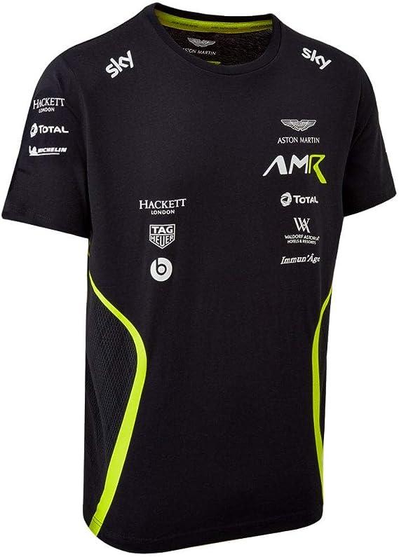 Aston Martin Racing Team Mens T-Shirt