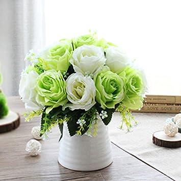 Amazon De Kunstliche Blumen Kunstliche Blumen Blumenschmuck Blumen
