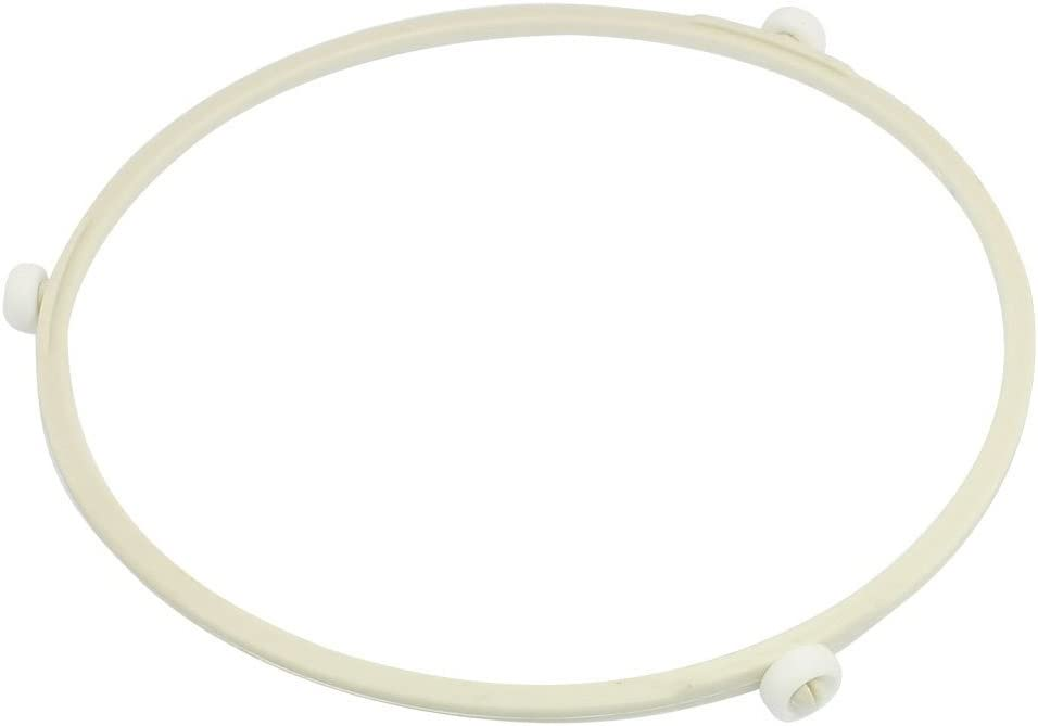 TOOGOO(R)) Rodillo de Apoyo Anillo de rotacion de Bandeja de Plato de 6.9 Pulgada diametro Interior de Horno de Onda Mini