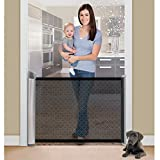 Summer Infant 27253 Retractable Gate,Black, 1-Pack