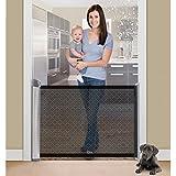 Summer Infant 27253 Retractable Gate,Black, 1-Pack