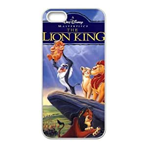 Lion King 1 12 iPhone 5 5s Cell Phone Case White Xzszb