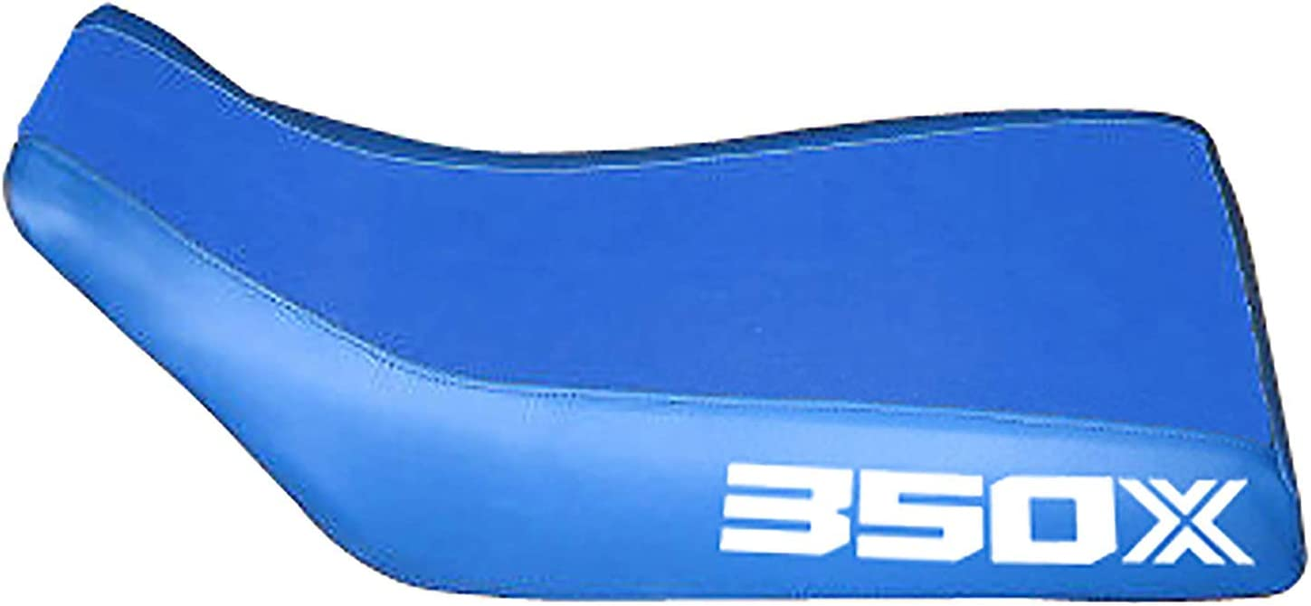 VPS Seat Cover Compatible With Honda ATC 350X Logo Blue Standard Seat Cover # New 2020