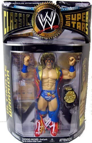 WWE Classic Superstars Ultimate Warrior Series 12