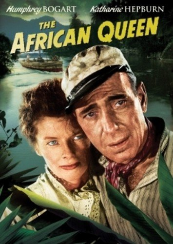 DVD : The African Queen (Widescreen, , Dubbed)