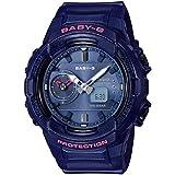 Casio Baby-G Navy Blue Resin Watch BGA230S-2A