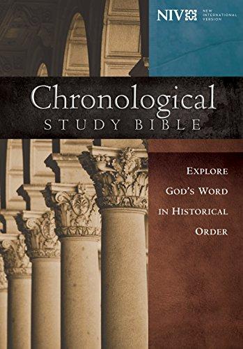 NIV, The Chronological Study Bible, eBook: Holy Bible, New International Version