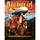 Airship Daedalus: Retro Rulp Adventure Roleplaying