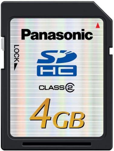 32GB SDHC HC-SD High Speed Class 10 Memory Card for Panasonic Lumix DMC-G1 Digital Camera