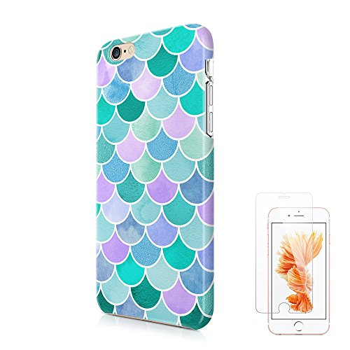 Mermaid Protective uCOLOR Tempered Protector