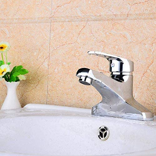 CHENBIN-BB ダブル穴のホットとコールド流域の蛇口浴室の蛇口洗面蛇口全銅の蛇口二つのペア