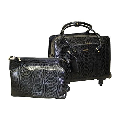 Simply Noelle Nile Roller Bag (Black)