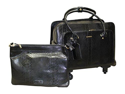 Simply Noelle Nile Roller Bag (Black) by Simply Noelle