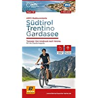 ADFC-Radtourenkarte 28 Südtirol, Trentino, Gardasee 1:150.000, reiß- und wetterfest, GPS-Tracks Download: Transalp: Von Innsbruck bis Verona. Mit Via ... (ADFC-Radtourenkarte 1:150000, Band 27)