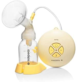 Medela Swing Breastpump at amazon
