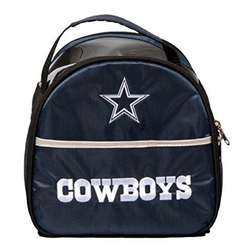 KR Strikeforce Dallas Cowboys Single Add On Bowling Bag, Multicolor