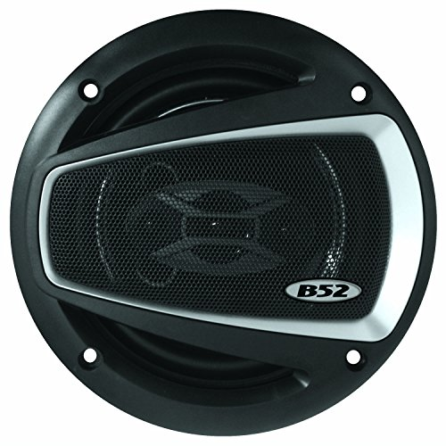 B52CarAudio ELS 6.5 II 1000W 6.5-Inch 4-Way Car Speaker (Pair)