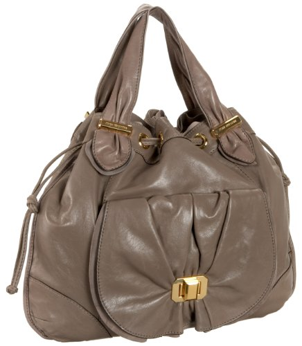 Juicy Couture Collection Riviera Large Hobo,French Press,one size