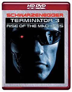 Terminator 3: Rise of the Machines [HD DVD] (Bilingual) [Import]