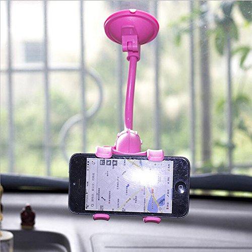 Fadyshow Car Phone Holder 360 Rotating Flexible Car Strong S