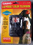 Casio LCD Pocket Color Television