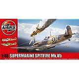 Airfix Supermarine Spitfire MkVb 1:48 Scale Airplane Plastic Model Kit A05125