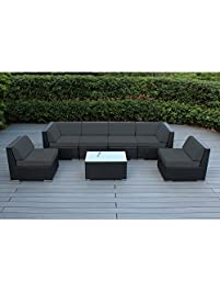 Ohana Collection 7 Piece Ohana Outdoor ...