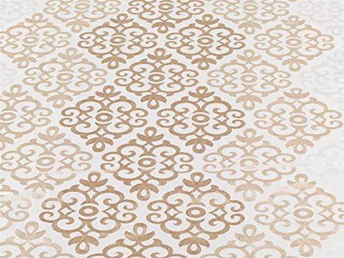 Tejidos JVR LaNovenaNube Coj/ín Bellini 30x50 cm Color Oro con Relleno