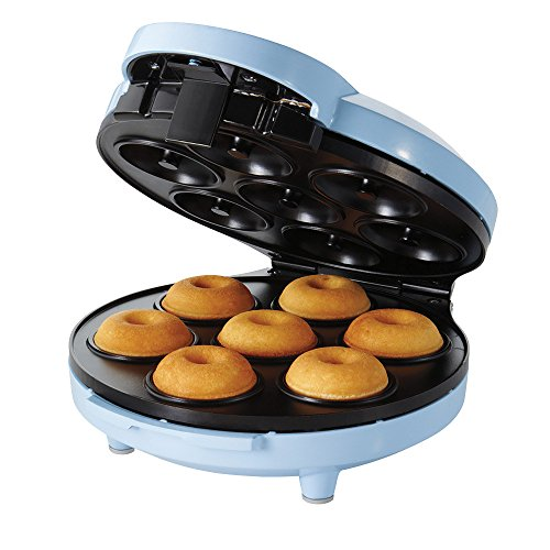 Sunbeam FPSBDMM921 Mini Donut Maker, Blue (Electric Donut Maker compare prices)