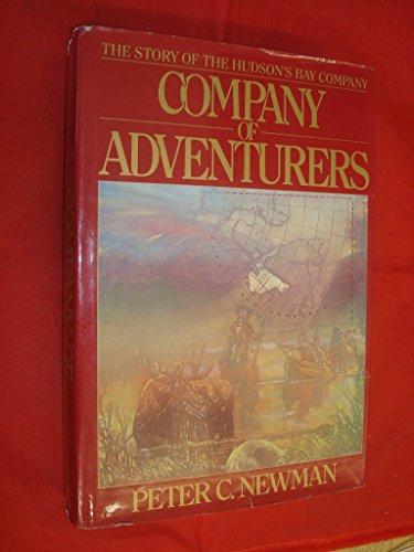 Company of Adventurers, Vol. 1