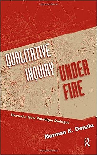Qualitative Inquiry Under Fire: Toward a New Paradigm Dialogue
