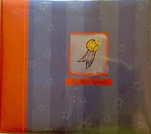 (CR Gibson Tapestry All Star Sports Photo Album Scrapbook Album NIP by Unknown)