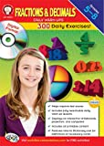Fractions and Decimals Daily Warm-Ups CD-ROM, Grades 5 - 8, , 1622230159