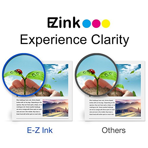 E-Z Ink (TM) Remanufactured Ink Cartridge Replacement For Epson 126 (3 Black, 1 Cyan, 1 Magenta, 1 Yellow) 6 Pack Photo #8