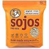Sojos Pre-Mix Original Natural Dry Raw Freeze Dried Dog Food, 10-Pound Bag