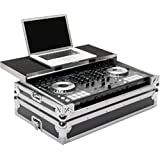 Pioneer DDJ-RX Controller Flight Case Workstation with Laptop Stand
