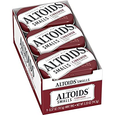 Altoids Smalls Peppermint Sugarfree Mint