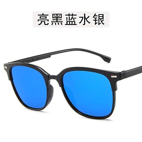 Yangjing-hl Gafas de Sol Coloridas Gafas de Sol Caja Gafas ...